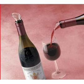 2 Verseurs à vin anti goutte