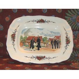 Rectangular platter N°3 small