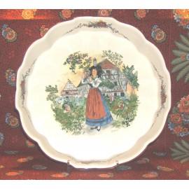 Moule à tarte culinaire Obernai