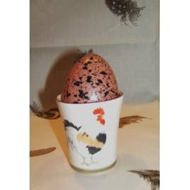 Egg-cup bronze