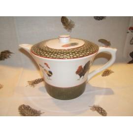 Teapot Bronze