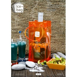 Ice bag Orange