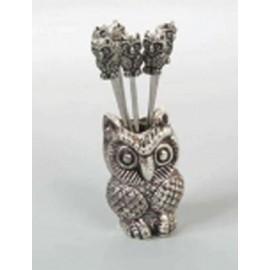 Pique aperitif owl