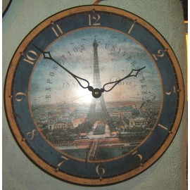 Exposition universelle Paris model Clock