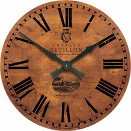 Chateau model Clock
