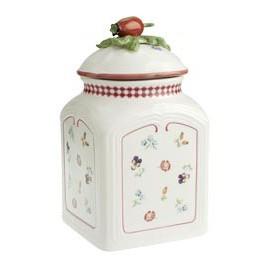 Boîte ménagère MM Petite fleur charm