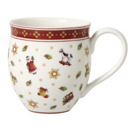 Mug toy's delight