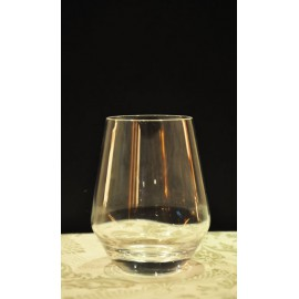 6 white wine Glasses chateau nouveau