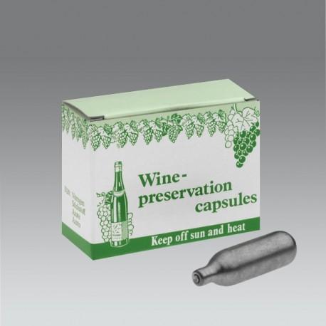 Boite de 10 capsules d'air