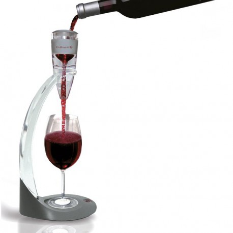 a rateur vin avec filtre et pied de service vin bouquet. Black Bedroom Furniture Sets. Home Design Ideas
