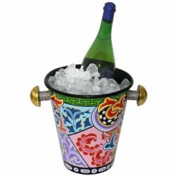 Seau à champagne et vin Tom's drag company