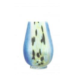 Lampe en pâte de verre Lagon Styx
