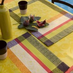 Set de table provence genet 54x38cm jacquard français