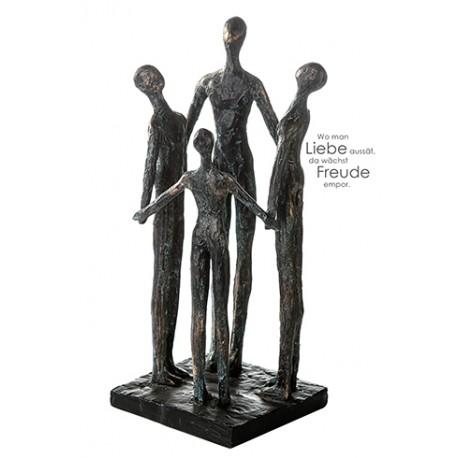 "Sculpture moment ""Casablanca"""