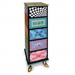 Commode 9 tiroirs Tom's Drag company