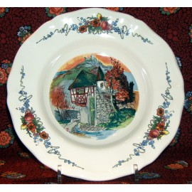 "Soup Bowl ""Chateau"" Obernai"