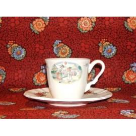 Cup / Saucer Coffee Obernai