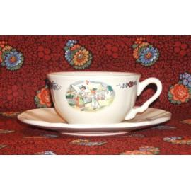 Coffee / Tea Saucer Obernai