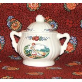 Sugar Bowl Small Model Obernai