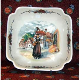 Saladier carré Obernai