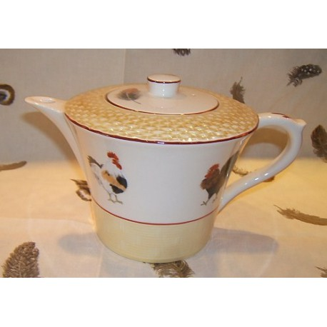 Teapot Court Normande Straw