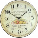 Wall Clock 36Cm House Rivoire