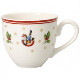 0.1L Espresso Cup And Saucer Toy'S Delight