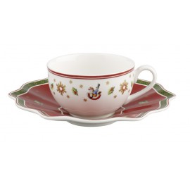 Cup And Saucer Tea 0.2L Toy'S Delight