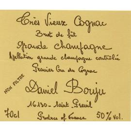 Cognac Très vieux BRUT