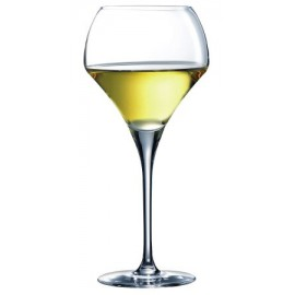 6 Wine Glasses Round 37 Cl Open Up (5 + 1 Free)