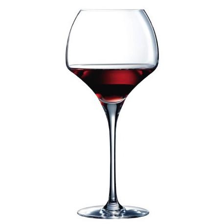 6 Verres  à vin tannic 55cl Open Up (5+1 offert)