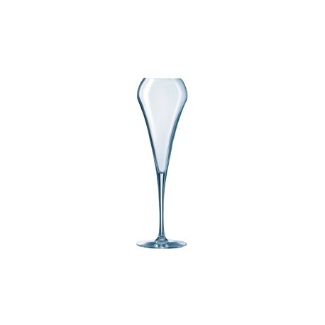 6 Champagne Glasses 20Cl. Open Up (5 + 1 Free)