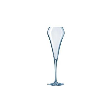 6 verres champagne 20cl. Open Up (5+1 offert)