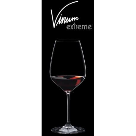2 Verres à vin Syrah Riedel Vinum extreme