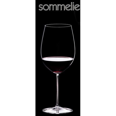 Wine Glass Bordeaux Grand Cru Riedel Sommelier