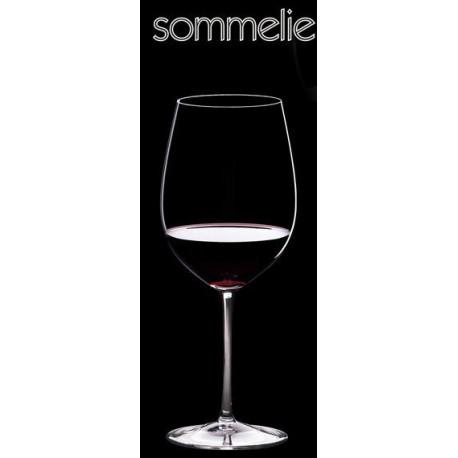 1 verre à vin Bordeaux grand cru Riedel sommelier