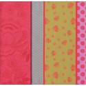 Zingaro Folk Towel 58X58Cm French Jacquard
