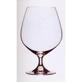 6 Cognac 40Cl Glasses Open Bar