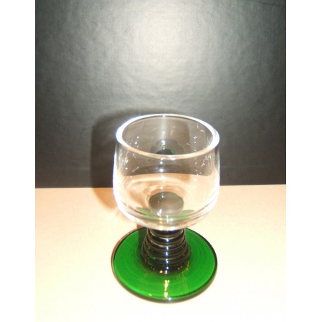 """6 Alcohol Glasses """"Roemer"""""""