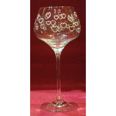 6 verres Alsace sommelier 29 cl taille abstrait
