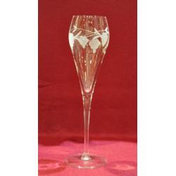 6 flûtes à champagne Super