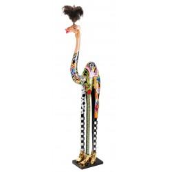 Chameau Laila L 50cm Tom's drag company