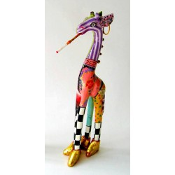 Girafe Gloria 41cm Tom's drag company