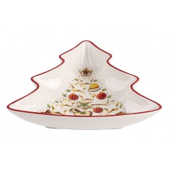 Coupe étoile sapin 27cm winter bakery delight