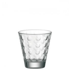 6 Cups Optic Ciao Transparant