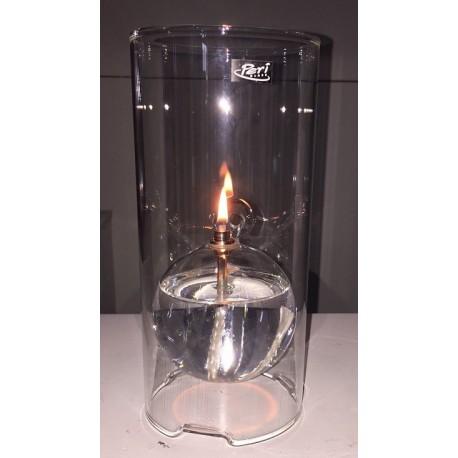 Lampe à huile Periglass boule GM