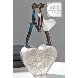 """Sculpture Devotion  """"Casablanca"""""""