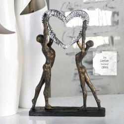 """Sculpture Victory  """"Casablanca"""""""