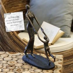 """Sculpture Enfance """"Casablanca"""""""
