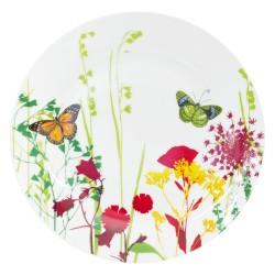 Assiette plate en Porcelaine 26cm Tutti Fiori